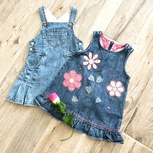 GIRL'S | Denim Dress Bundle